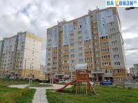 Двор дома Ярмарочная 17