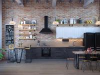 Салон кухни «Mossman»