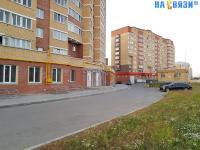 Парковка у дома ул. Миначева 25