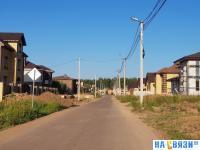 Улица Лазурная