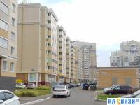 Дворы домов по улице Пирогова