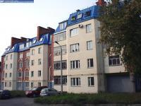 Дом 4 по Комбинатскому переулку