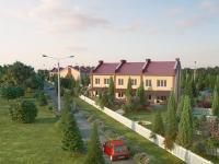 Коттеджный поселок «Дома у Волги»