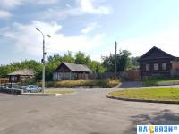 Дома по улице Пушкина