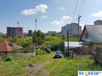 Частные дома на улице Рождественского