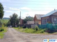 Частные дома на улице Байдукова