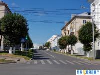 Вид на улицу Дзержинского