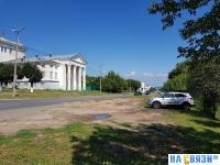Территория по нечетной стороне ул. Ярославская