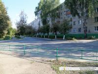 Перекресток улицы Комсомольской и проезда Энергетиков