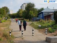 Начало улицы Зои Яковлевой