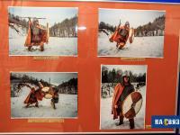 Славянский воин, средневековый поединок
