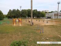 Футбольное поле 18 школы
