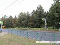 Светофор у 18 школы