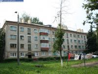 Дом 12 по улице Жени Крутовой