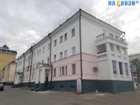 Вид на Ленина 3 со двора