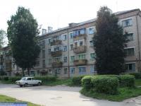 Дом 13 по улице Жени Крутовой