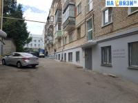 Двор дома ул. Кооперативная 1