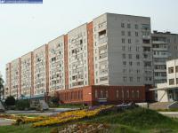 Дом 4 по бульвару Гидростроителей