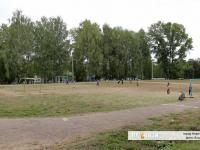 Футбольное поле школы №3