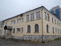 Здание бывшего института