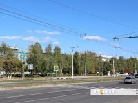 Пешеходный переход возле Машиностроительного техникума