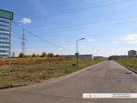 Въезд на территорию индустриального парка
