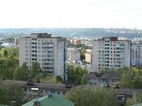 Вид на улицу Гагарина