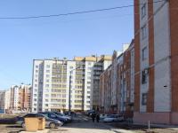 Двор 3 дома по улице Маршака