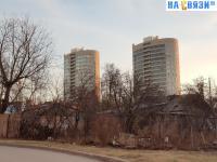 Вид на улицу Учительская