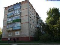 Дом 12 по улице П.Лумумбы