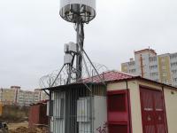 Базовая станция в Новом городе