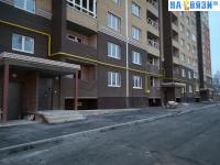 Подъезды в доме 1 по улице Токарева