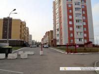 Ворота на въезде во двор Винокурова 2А