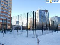 Площадка для баскетбола и минифутбола