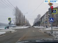 Перекресток улиц Кривого и Мичмана Павлова