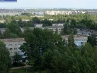 Дома 6-1 и 6-2 по ул. Хузангая на переднем плане