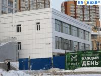 Строительство - ул. Маркова 12Б