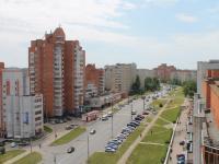 Вид на улицу Университетская