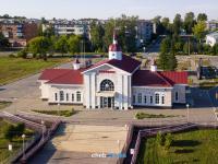 """Железнодорожный вокзал """"Вурнары"""""""