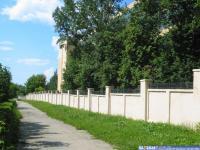 Ограда ХБК