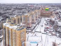 Вид на микрорайон Кувшинка