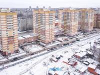 Дома микрорайона Кувшинка