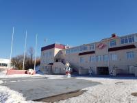 Центральный вход на Стадион Спартак