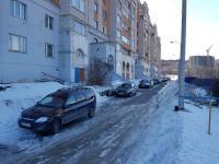 Дорожка у дома Гагарина 47к1