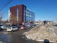 Парковка бизнес-центра Палладиум