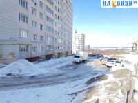 Парковка у дома Ярмарочная 10