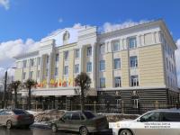 Чебоксарский техникум строительства и городского хозяйства (корпус 2)