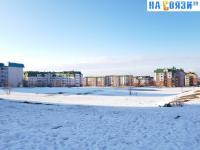 Территория для строительства школы