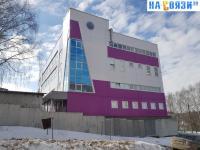 Вид на новое здание ХСН