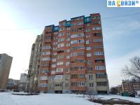Необычный подъезд дома ул. Константина Иванова 81
